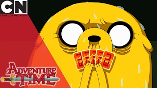Adventure Time | Garbage Win | Cartoon Network