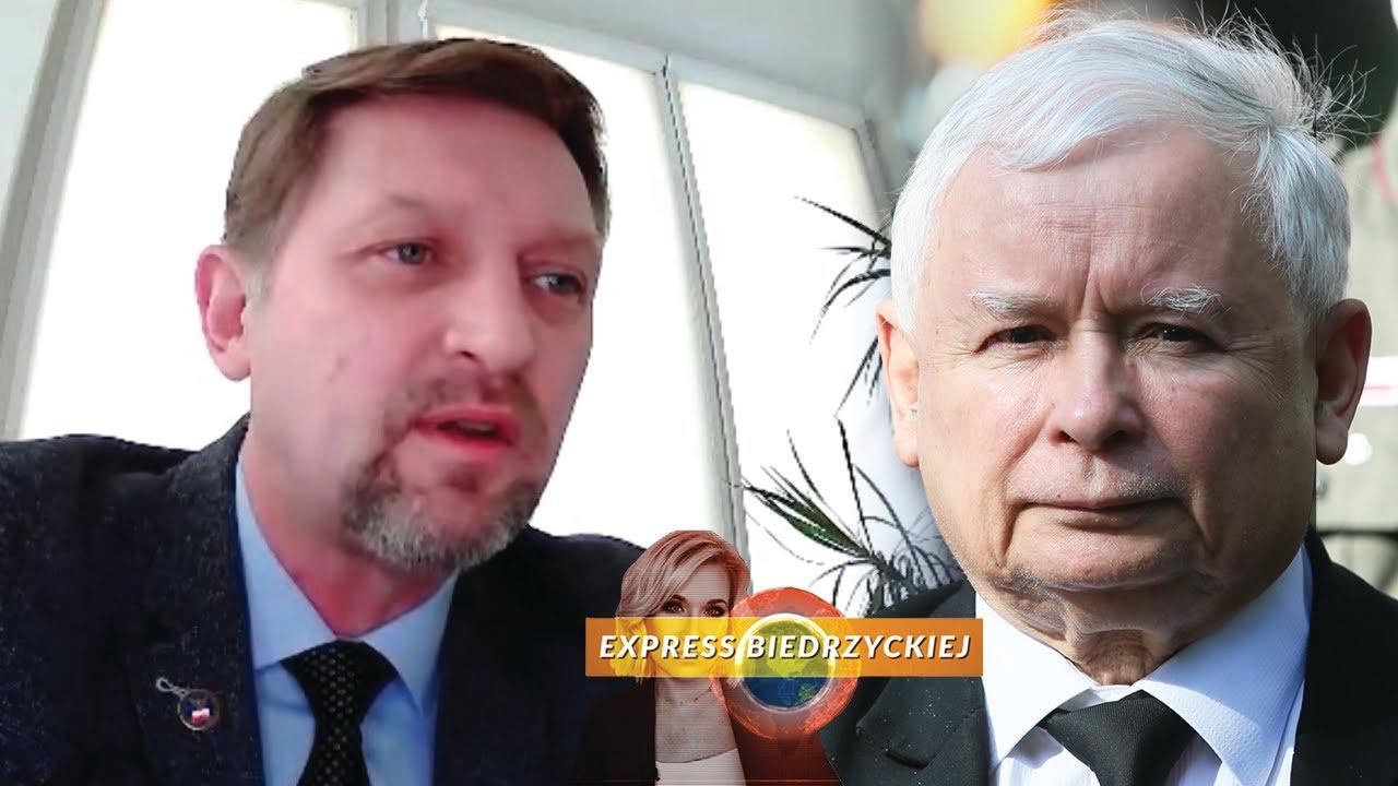 Rozenek ZASKAKUJE: Powinniśmy UCZYĆ SIĘ od Kaczyńskiego! Czym ZAIMPONOWAŁ mu prezes PiS?