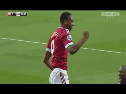 Manchester United vs Liverpool 3-1 All Goals & Highlights - HD 12/09/2015 (Full)