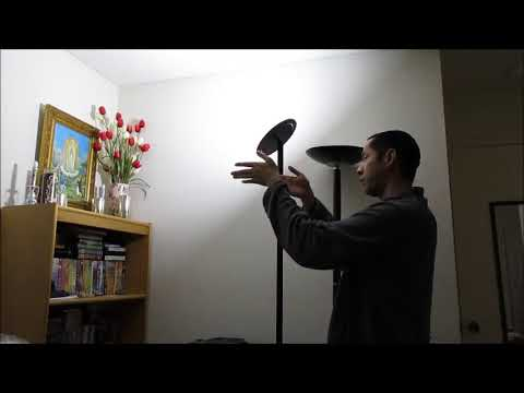 TROND LED Torchiere Floor Lamp Review