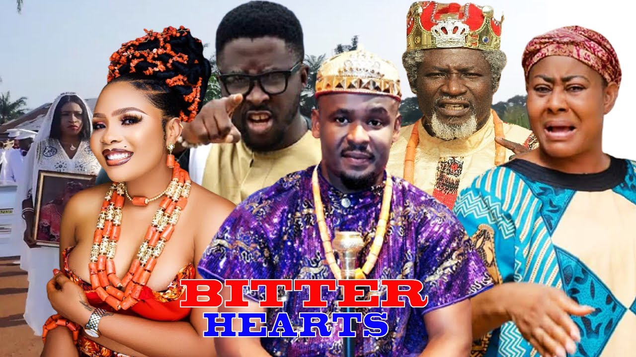 Download BITTER HEARTS SEASON 5&6 {NEW HIT MOVIE} - ZUBBY MICHEAL|2020 lATEST NIGERIAN NOLLYWOOD MOVIE