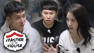 "BoA ""I Feel better when I cry really hard"" [Master in the House Ep 13]"
