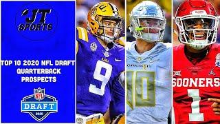 Top 10 2020 NFL Draft Quarterback Rankings | 2020 NFL Draft QB Rankings | NFL