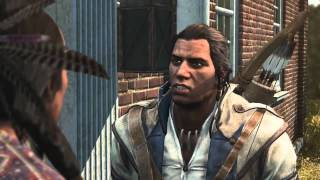 assassin s creed 3 official connor story trailer uk