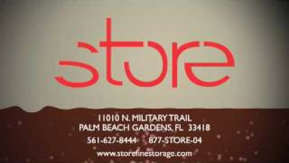 Store Self Storage & Wine Storage, Palm Beach Gardens, Florida