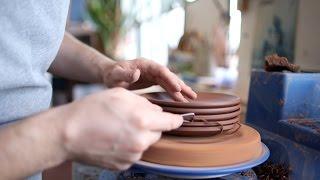 Jono Pandolfi on the Appeal of His Rustic Chic Tableware