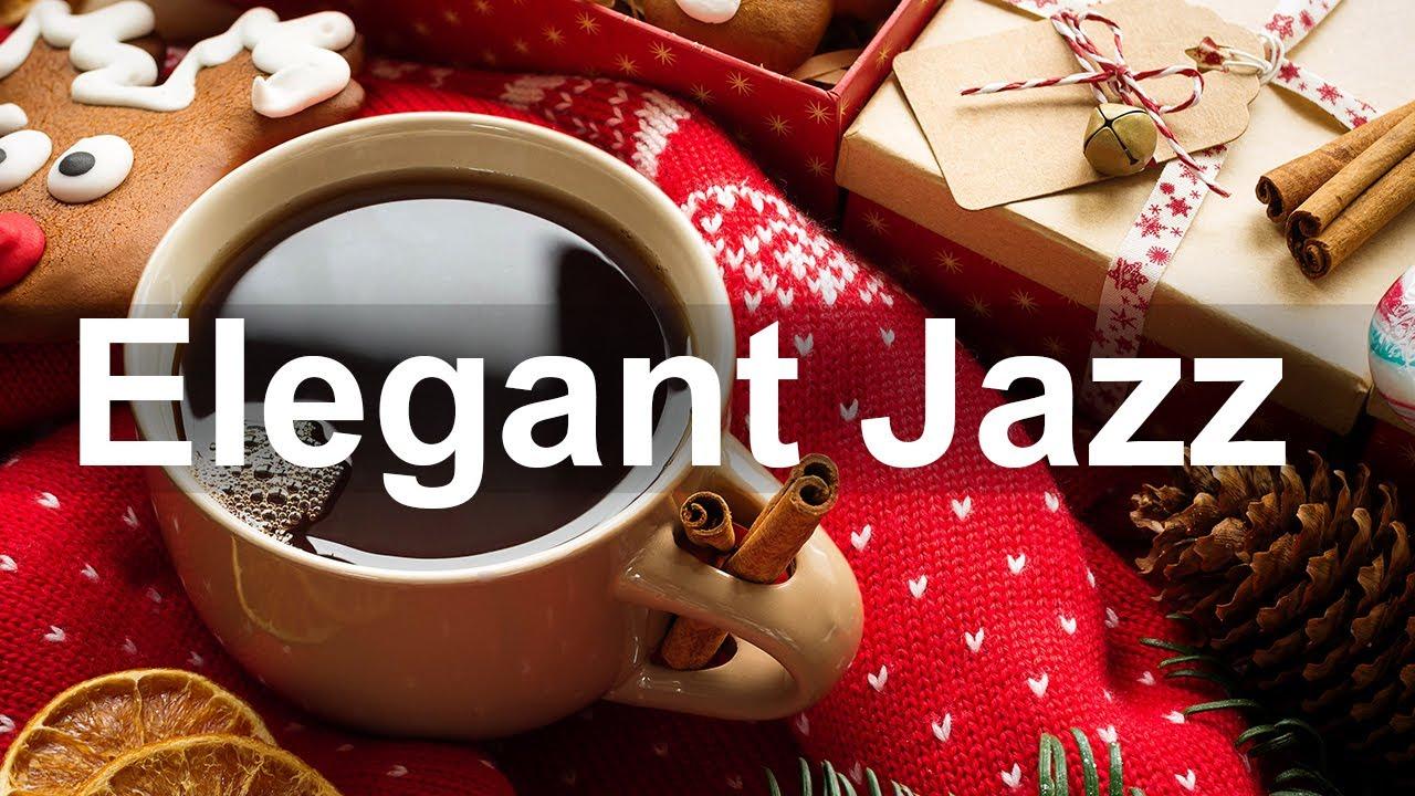 Elegant Winter Mood Jazz - Fine Jazz Piano and Saxophone Music for February