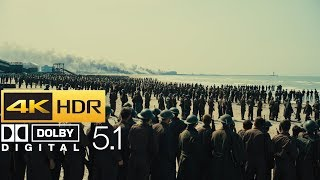 Dunkirk - The Mole (HDR - 4K - 5.1)
