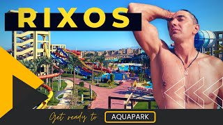 Rixos Аквапарк 4К Fun Sun Seagate Обзор отеля Шарм ель Шейх 2021