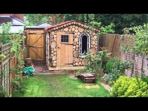 Small Garden & Medium Sized Garden Ideas Pictures Gallery Small