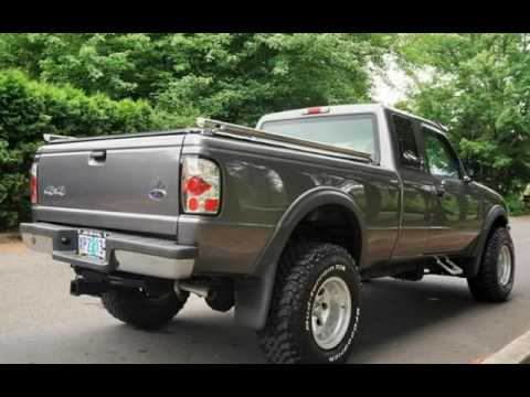 2000 ford ranger xlt 4x4 lifted bfgoodrich tires for sale. Black Bedroom Furniture Sets. Home Design Ideas