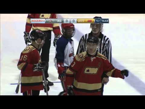Round Robin: Quebec As De Ste Couer De Marie vs Ottawa Nationals