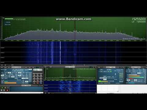 Radio Liberty, Turkmen language service, 15255 kHz, 08 OCT 2017 15:49 UTC