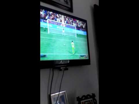 FIFA 15  No es reacción