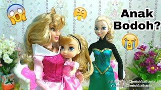 Barbie Princess Elsa Frozen, Aurora Disney Store😍 Cerita Mainan Boneka Lucu Barbie Bahasa Indonesia