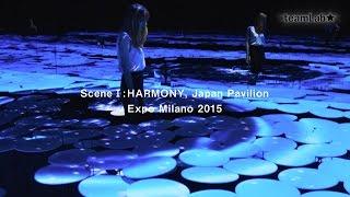 HARMONY, Japan Pavilion, Expo Milano 2015