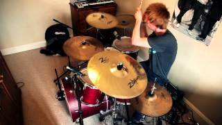 Stockholm Syndrome - MUSE Drum Cover (with Mics)