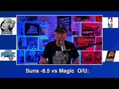 Phoenix Suns vs Orlando Magic 2/14/21 Free NBA Pick and Prediction NBA Betting Tips