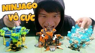 Tony | Đại Chiến Ninjago Vô Cực - Ninjago Battle
