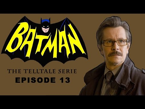 Batman the Telltale serie - Episode 13 - Inspecteur gadget