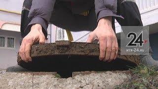 В Нижнекамске выявят все открытые канализационные люки