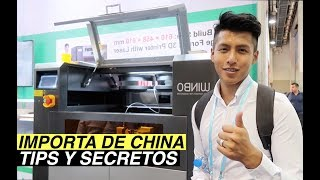 Como y Que importar desde China| La verdad paso a paso y contactos chinos
