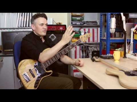Phil Mann chats about his playing styles and wide the range of tonalities he enjoys from his J-Retro Deluxe