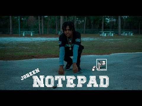 JGreen -  Notepad  (Official Video) | Canon 70D Music Video