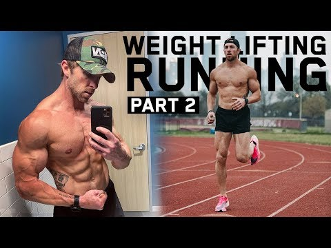How I Balance Weight Lifting and Running | PART 2