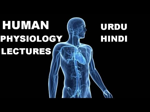 HUMAN PHYSIOLOGY LECTURE IN URDU HINDI [physiology introduction]-Physiology Course CLASS 01