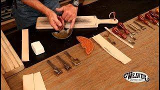 The Leather Element: Sharṗening 7 Basic Shop Tools