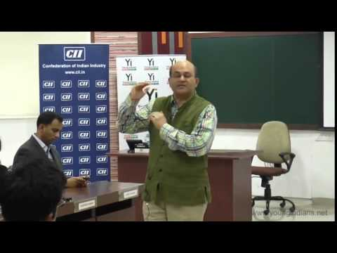 Session with Prof. Rishikesha T Krishnan, Director, IIM Indore – 2014