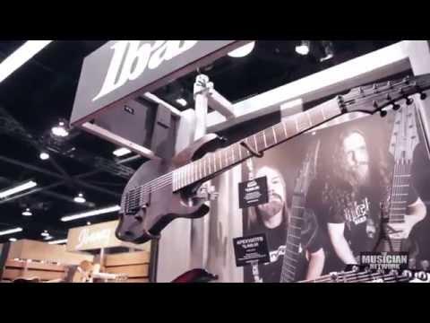 Ibanez - Raw Booth Footage - NAMM 2013 - TMNtv