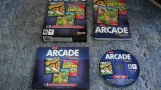 Atari Arcade Classics - Mac - Box
