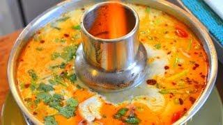 How To Make The Best Thai Tom Kha Gai Soup ต้มข่าไก่