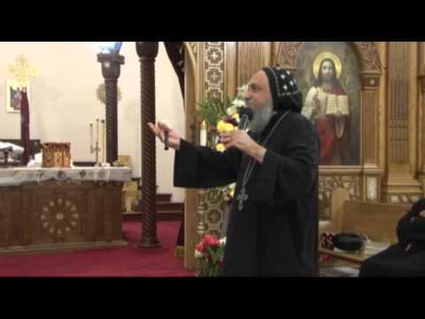 HG Bishop Thomas Sermon- Nahda 2011