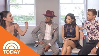 Jenna Dewan, Ne-yo, Derek Hough On Highs & Lows Of 'World Of Dance' | Donna Off-Air | TODAY