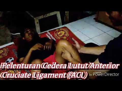 Terapi Cedera ACL (Anterior Cruciate Ligament Injury Therapy) #sejatie30