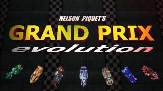 Grand Prix Evolution Nelson Piquet