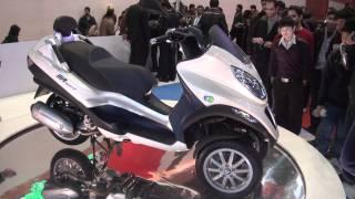 MP3 Hybrid 360 - Auto Expo 2012