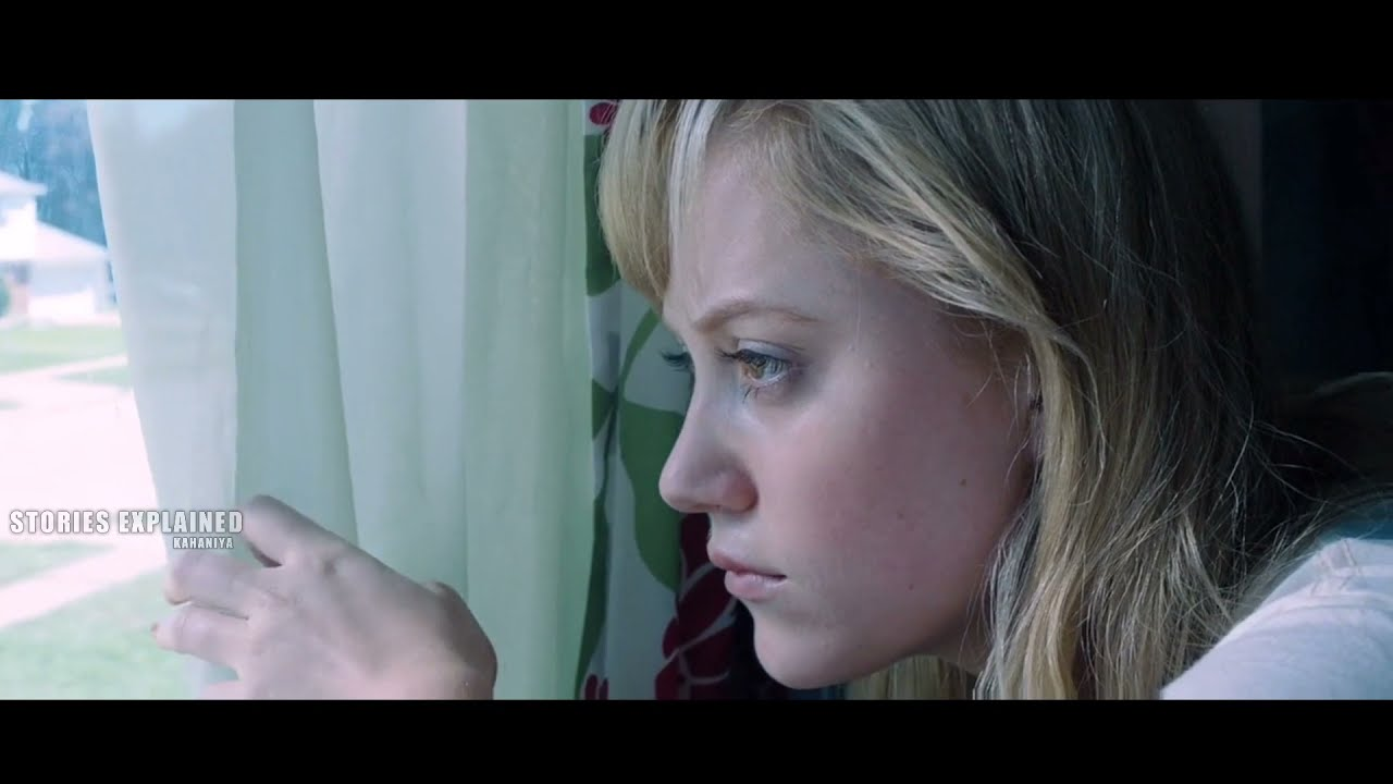 Download It Follows {2014} Movie Explained In Hindi | Hollywood Film Ending Explain