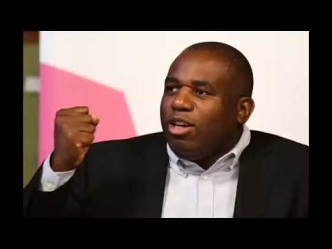 Oxford University Apologies To David Lammy Over Retweet Calling Him 'Bitter' About Diversity Stats