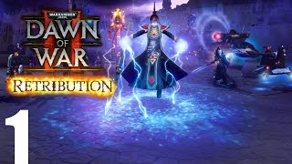 Dawn Of War 2 : Retribution Eldar Campaign Part 1