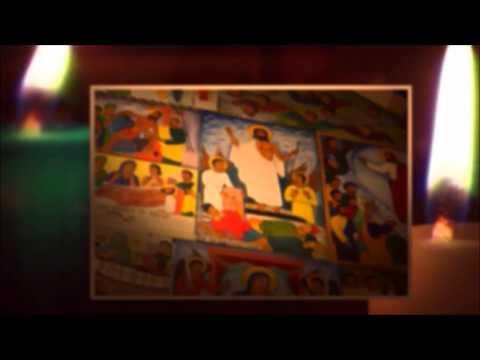 Bermuda's Ethiopian Orthodox Church Paintings
