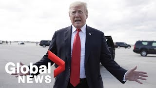 'Total exoneration': Trump reacts as William Barr delivers summary of Mueller report