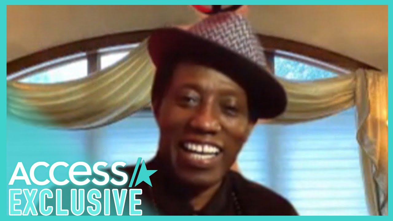 Wesley Snipes is ready for war in new Coming 2 America