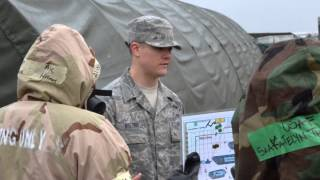 Multimedia Feature: 31st Civil Engineer Squadron, Emergency Management
