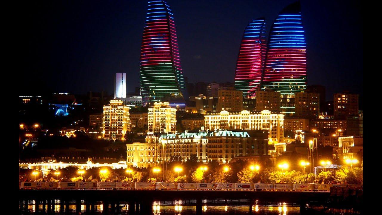 Путешествие в Баку, Азербайджан. Март 2019г. Часть 1-я.