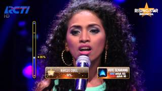 "Loura Haumahu ""I'll Be There"" The Jackson 5 - Rising Star Indonesia Live Duels 1 Eps 9"
