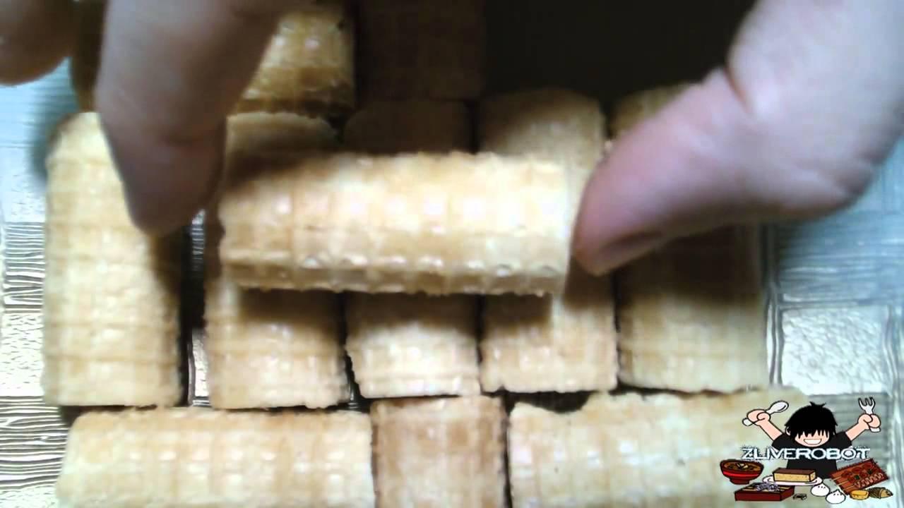 вафельный рулет рецепт с фото